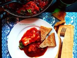 filetti merluzzo al pomodoro